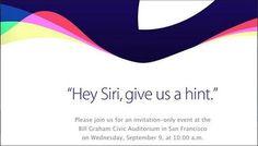 El Espacio Geek: Esta confirmado el Keynote de Apple