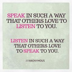 #speak in such a way that others #love to #listen to you. Listen… | Tween Girls Clothing | Tween Jewelry | Tween Girls Dresses | Tween Girls Accessories