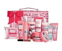 ALEXANDRA --- Spoil yourself by using as many of the products in your Big Splendour kit as possible...