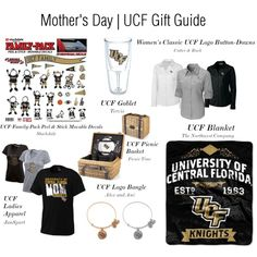 Mom needs game day gear, too! This Mother's Day, get her a UCF Mom ...