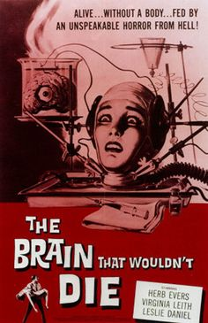 Old School Heretic: B-Movies on the Brain