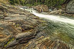 Kaweah River Falls by Bill Boehm on 500px
