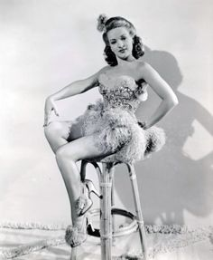 Betty Grable 1941