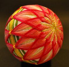 How to DIY Unique Embroidered Temari Balls | iCreativeIdeas.com Like Us on Facebook ==> https://www.facebook.com/icreativeideas
