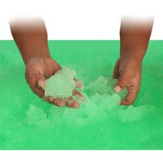 turn bathwater into goo...then back to water again! How fun! awesome!