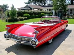 1959 Cadillac Convertible...Re-Pin brought to you by #CarInsurance agents at #HouseofInsurance Eugene