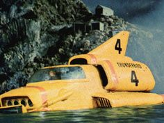 Thunderbirds - which is your favourite? Turner Classic Movies, Classic Tv, Thunderbird 1, Timeless Series, Thunderbirds Are Go, Sci Fi Fantasy, Puppets, Fun Crafts, Science Fiction