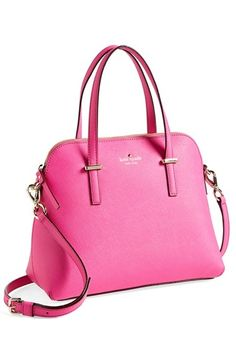 I love a pink bag like this one from Kate Spade!