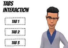 For my second entry to this Articulate Challenge, I created a short animated tabs interaction, that combines Plotagon animation with a new, very inexpensive PowerPoint add-in that I've been t… Online Education Programs, Make The Right Choice, Instructional Design, Video Editing, Presentation, Challenges, Learning, Studying, Industrial Design
