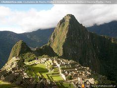 Postal del Wayna Picchu o Huayna Picchu | CheAmerica.com