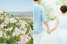 This view! #gordes #wedding #engagement #france #provence