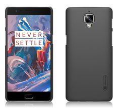 OnePlus 3 Case, OnePlus Case, TopAce Super Frosted Shield Shell Cover Hard Cover Service Full Scratch Protection phone cases+Screen Protector For OnePlus 3 / OnePlus (Black) Iphone 4s, Iphone Cases, Coq, Samsung Galaxy S5, Ipod Touch, Ipad Mini, Ipad Case, Screen Protector, Cell Phone Accessories