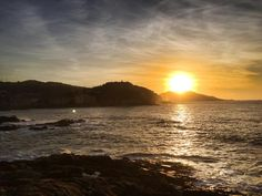 Baiona, Pontevedra, Galicia Celestial, Sunset, Outdoor, Outdoors, Sunsets, Outdoor Games, The Great Outdoors, The Sunset