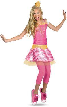 Aurora Tween 7 - 8 Costume