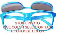 26 (Yel/Mirror Lens) Ray Ban Wayfarers Flip Up Lens Flashback. $9.99