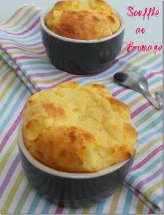 Soufflé au fromage inratable
