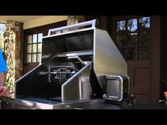 Viking 500 Series Grill Demo #VikingOutdoor