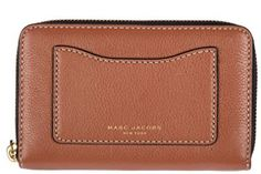 Marc Jacobs Recruit Slgs Zip-Around Wallet Review