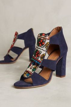 Anthropologie HL NURA PATTERN UPPER #AnthroFave