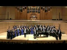 ▶ True Light - University of Utah Singers & Bingham H.S. Madrigals - YouTube