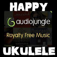 Happy Ukulele - Five Great Tracks Motivational Music, Royalty Free Music, You Videos, Ukulele, Happiness, Positivity, Happy, Bonheur, Being Happy