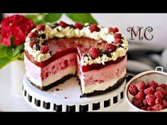TORTY - YouTube Polish Recipes, Polish Food, Nutella, Cheesecake, Food And Drink, Cooking Recipes, Cupcake Decorations, Ferrero Rocher, Youtube