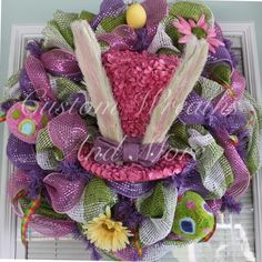 easter wreaths | Easter wreath-inspiration