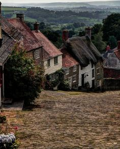 Dorset England, I've been here. Very beautiful!