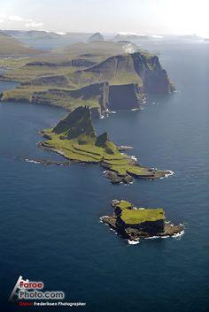 The Faroe Islands, Denmark