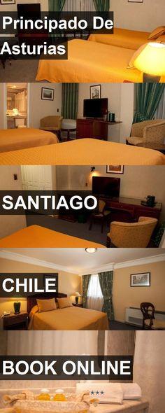 Hotel Principado De Asturias in Santiago, Chile. For more information, photos, reviews and best prices please follow the link. #Chile #Santiago #travel #vacation #hotel