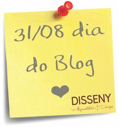 Hoje é o dia do Blog!