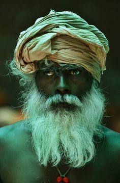 Kumbh Mela, Worlds largest gathering, 110 people, yogis, sadhus. India Hindu Pilgrimage