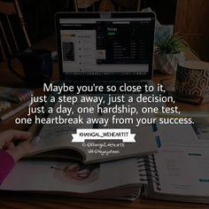 Motivation uploaded by Khangal_weheartit on We Heart It