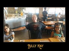 Denelle and Danica with Billy at Bumbleberry Flats  Download Billy Kay on iTunes at https://itunes.apple.com/us/album/bellmore/id722898949?uo=4&at=11l5Ku  All My Best, Billy Kay