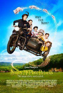 Nanny McPhee and the Big Bang, 2010