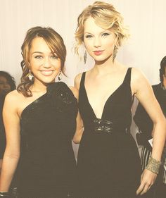 Tay and Miley