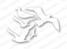 Impression Obsession - Die - Sea Birds,$6.49