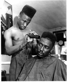 Big Daddy Kane - New York barber shop - High Top Fade baby! - I remember these days Big Daddy Kane, Hip Hop And R&b, Hip Hop Rap, Afro Punk, Jamel Shabazz, New School Hip Hop, High School, High Top Fade, New Jack Swing