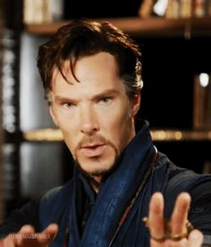 Supreme in all ways!  ONE-MORE-DAY to Doctor Strange!!!!