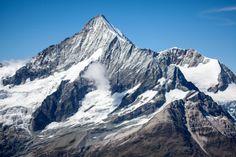 Weisshorn 4505 m. ü. M., Valais, Switzerland