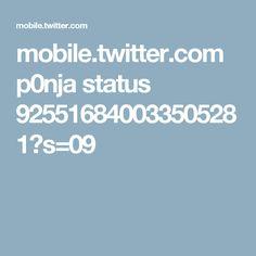 mobile.twitter.com p0nja status 925516840033505281?s=09