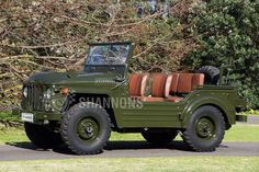 View the auction lot range and information of the 2016 Shannons Melbourne Spring Classic Auction. Classic European Cars, Military Jeep, Willys Mb, Jeep Cj7, Army Vehicles, Old Trucks, Champs, 4x4, Jeeps