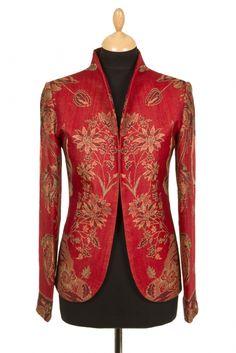 Silk & Cashmere Jackets for Women | Anya | Shibumi