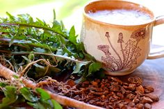 How to Harvest Dandelion Root and Make Roasted Dandelion Tea