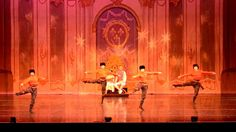 "Orlando Ballet's 2011 ""The Nutcracker"" Russian Dance with Arcadian Broad..."
