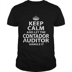 CONTADOR-AUDITOR - #mens dress shirts #fishing t shirts. PURCHASE NOW => https://www.sunfrog.com/LifeStyle/CONTADOR-AUDITOR-118927384-Black-Guys.html?60505