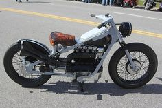 Cool Bikes, Bobber, Old School, Motorcycle, Vehicles, Design, Motorcycles, Car