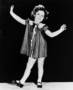 Shirley Temple --Lill's Costume..one year i will make Autumn shirley temple for halloween