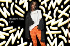 Ace Tee x H&M   H&M   getfashional.com