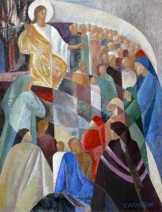 Vasiliy Myazin - Sermon on the Mount
